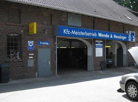 Kfz-Meisterbetrieb Wenda-Heusinger