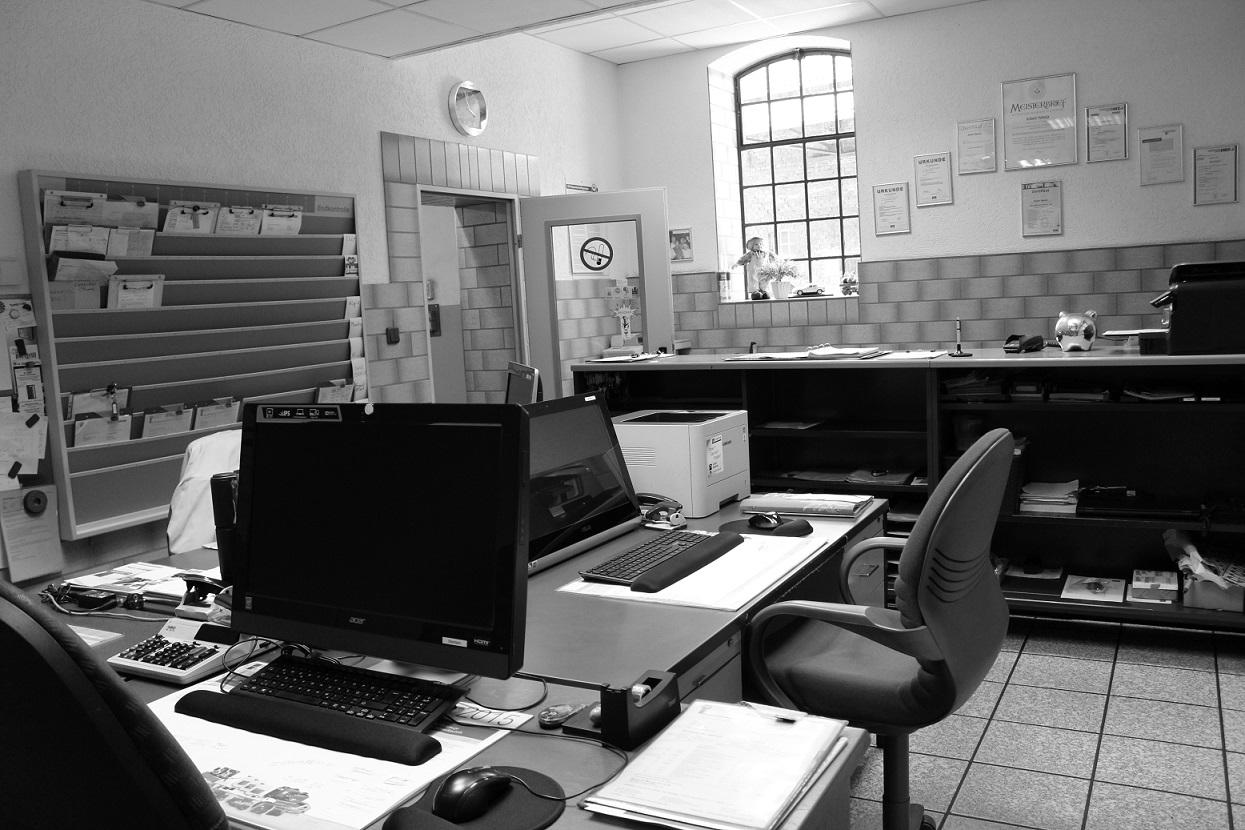 Kompetente Beratung - Das Büro